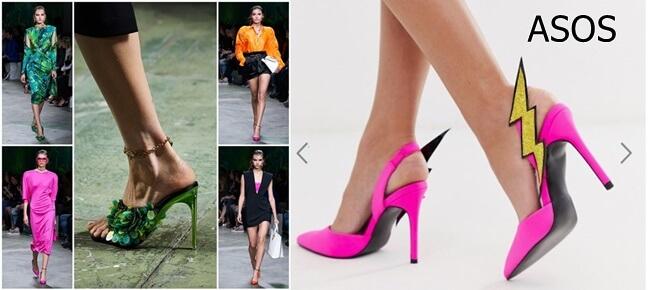 ¡Al rico zapato! tendencias en zapatos para esta temporada