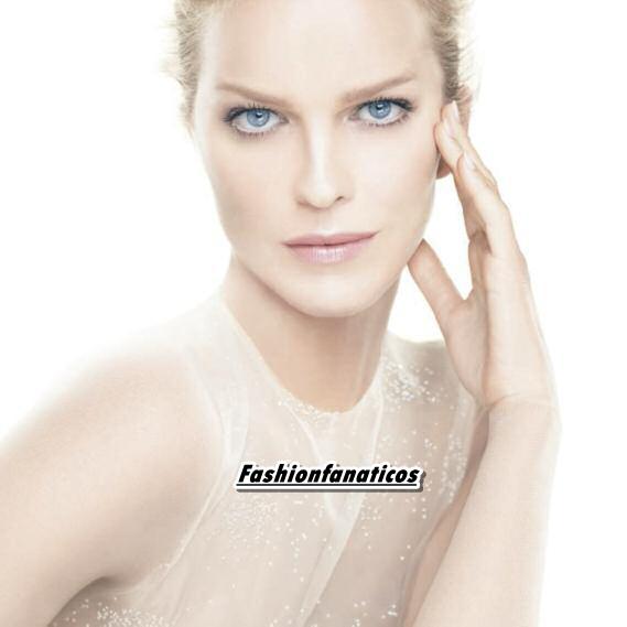 Eva Herzigová es la nueva imagen de Captur Totale de Dior