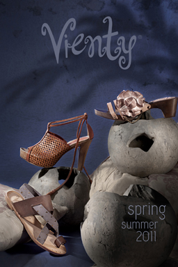 Vienty, la marca de zapatos para las mujeres más románticas