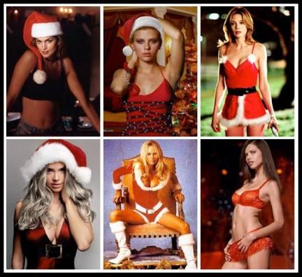 Descubre a las Mamá Noel más sexys