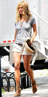 El estilo casual de Jennifer Aniston