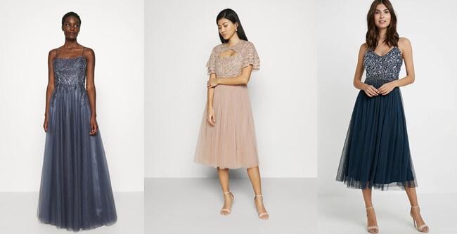 5 tendencias en vestidos formales que dominarán esta primavera