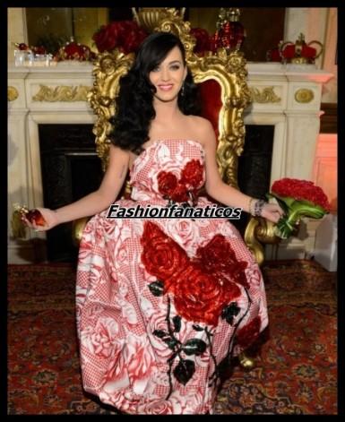Killer Queen, la nueva fragancia de Katy Perry