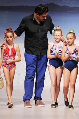 Antonio Sangoó, Moda Infantil Primavera-Verano 2012