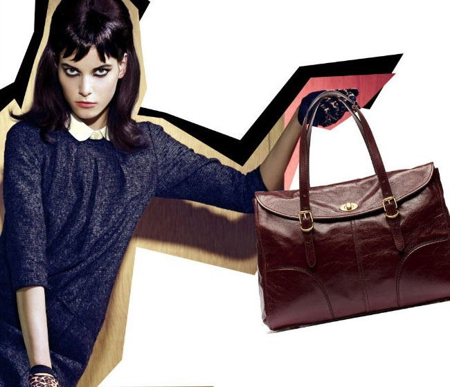 Bimba&Lola, nueva colección de bolsos Otoño-Invierno 2012