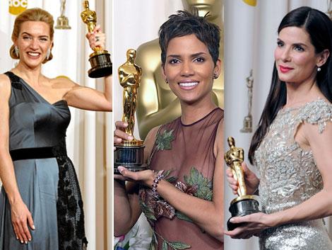 La maldición de los Oscar en las actrices premiadas