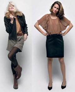 Nueva colección Otoño-Invierno 2011-2012 de NAF NAF