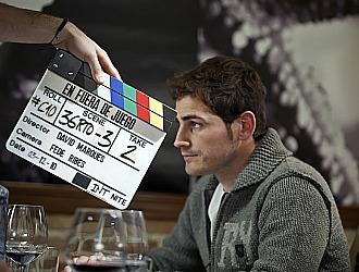 Iker Casillas se pasa al cine