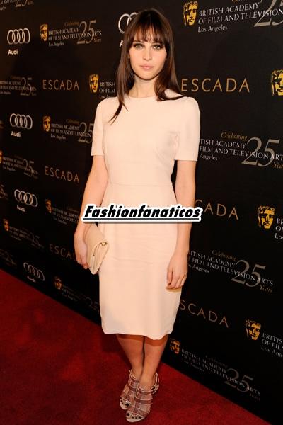 Felicity Jones, la actriz de moda