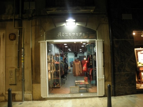 Tienda ATZAVARA, una alternativa a la hora de vestir