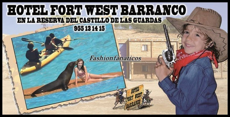 Turismo rural: Hotel Fort West Barranco