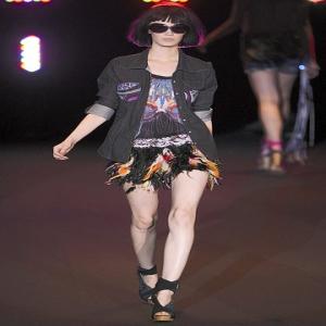 Custo Deja Huella en la Semana de la Moda de Nueva York