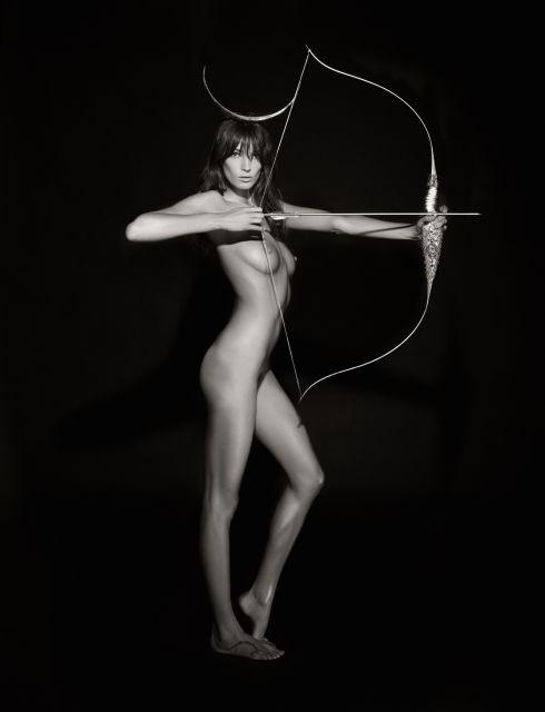 Calendario Pirelli 2011 «Mythology» por Karl Lagerfeld