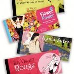 Talonarios de La Vie en Rouge, una idea original, sexy y romántica
