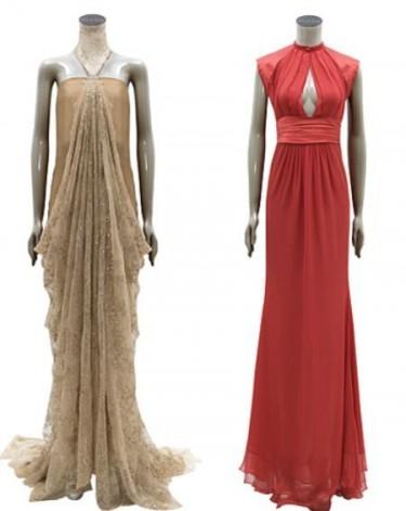 Pedro del Hierro, colección de vestidos de Alta Costura