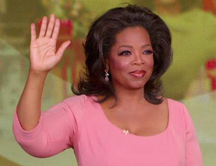 Adios Oprah!!