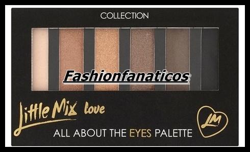Little Mix, nueva colección de maquillaje