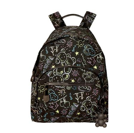 nueva colección de mochilas y estuches infantiles para que nuestr@s hij@s también luzcan al típico osito imagen de la firma.