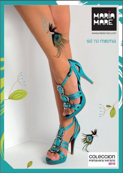 Este verano luce tus pies con las nuevas creaciones de MARIA MARE