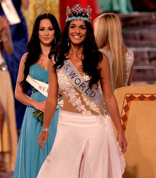 Miss Gibraltar elegida como Miss Mundo