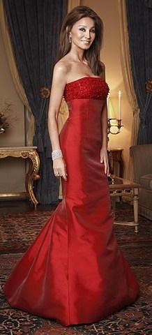 Isabel Preysler elegida la más elegante del año 2009