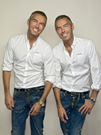 Dsquared desfilará en el Life Ball Fashion Show 2011