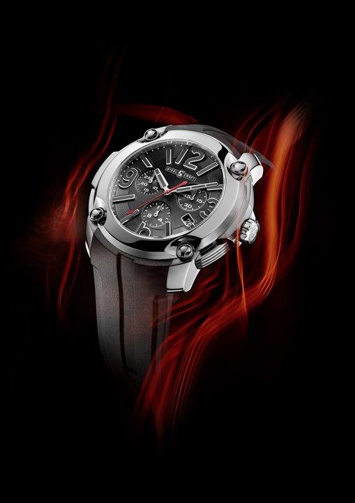 STEELCRAFT lanza a nivel mundial su primera colección de relojes