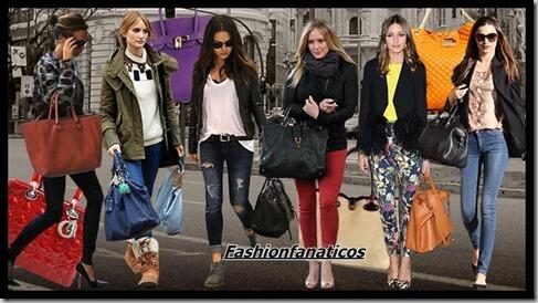 Tendencias en bolsos para el otoño-invierno 2013/14