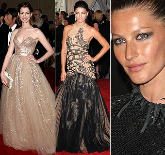 ¿Queréis saber como vistieron las celebrities en la gala del Costume Institute 2010?