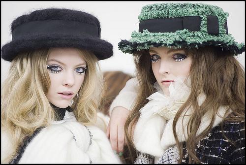 Chanel apuesta por los sombreros para la próxima temporada