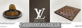 Louis Vuitton diseña preservativos