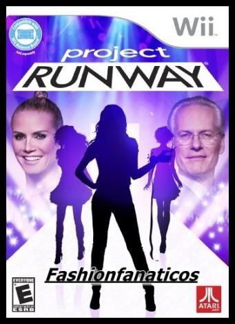 """El videojuego de """"Moda"""", Project Runway"""