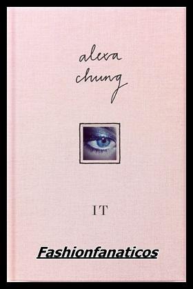 "Alexa Chung presenta su primer libro, ""It"""
