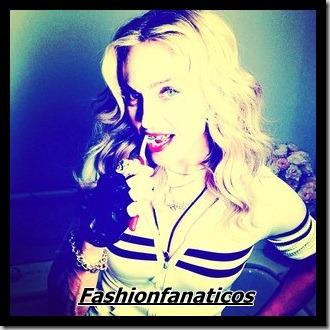 Madonna Luce brackets de oro y diamantes