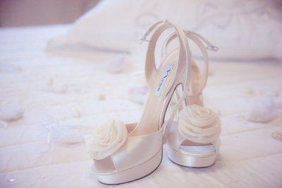 Acierta con tus zapatos de novia