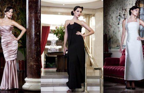 Alquiler online de vestidos de alta costura