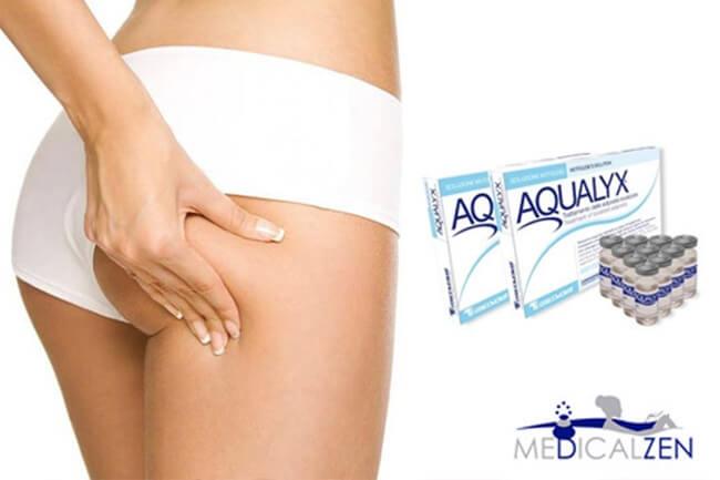 Aqualix, el milagro para terminar con la grasa localizada