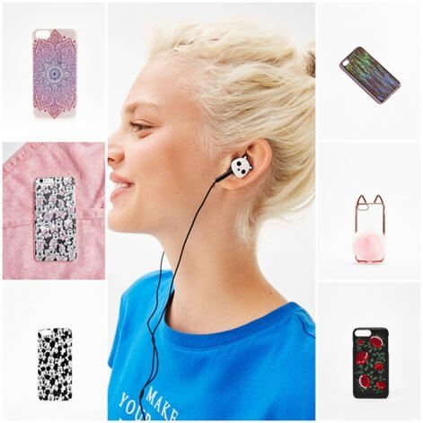 Bershka, nuevas fundas Iphone