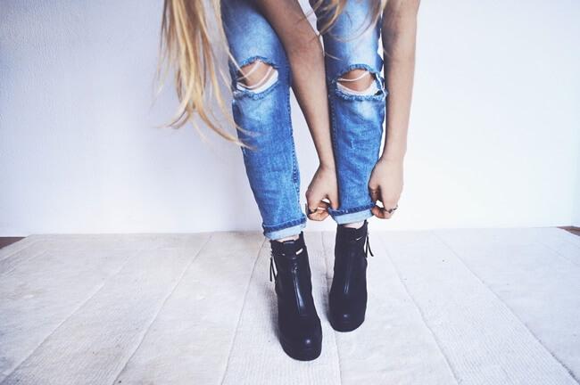 ¿Cómo afecta el tipo de calzado a la salud?