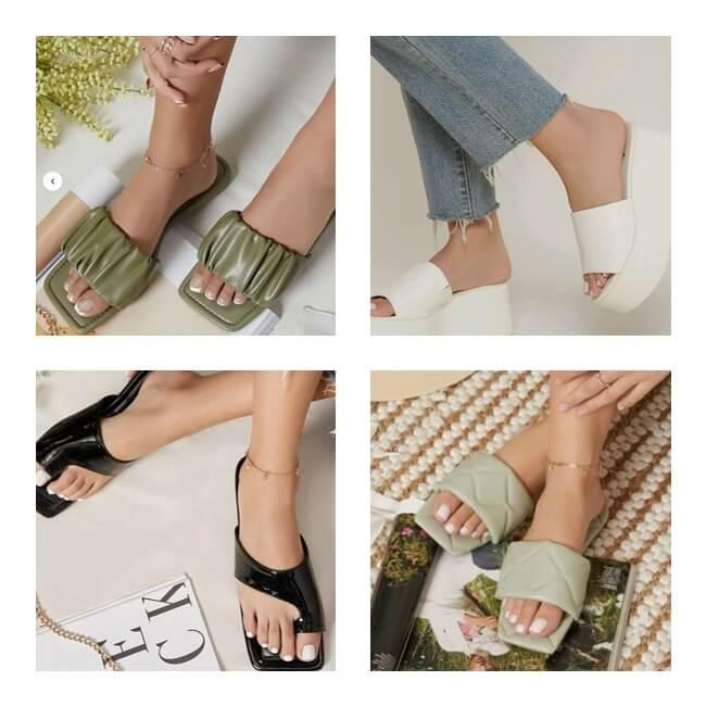 Cinco Sandalias que te acompañarán durante todo el verano