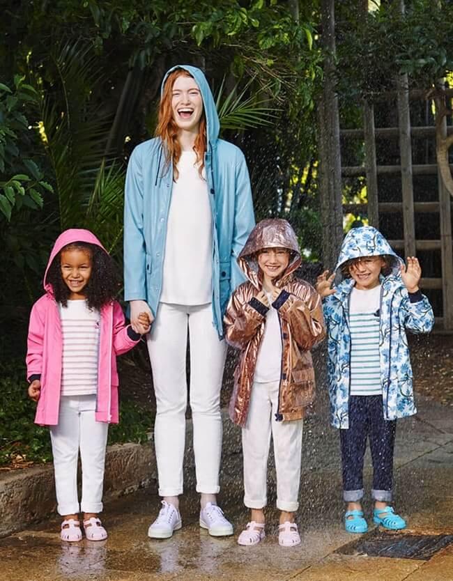 Colección Primavera-Verano niños y adultos Petit Bateau