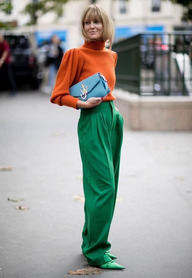 Cómo dominar el contraste de colores, según tus Estilos Urbanos