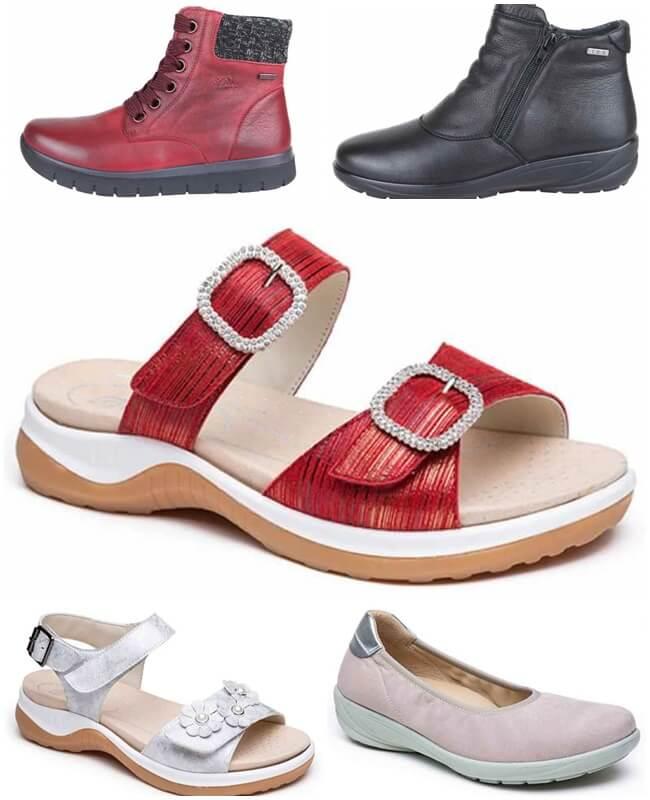 Como son los zapatos ortopédicos de mujer Alviflex