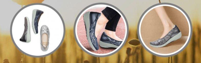 Cómo son los zapatos ortopédicos de mujer Alviflex