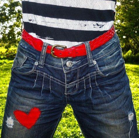 Cómo usaremos los Pantalones Vaqueros este año