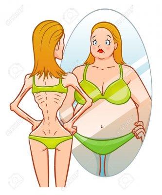 Con la anorexia y la bulimia... NO te la juegues