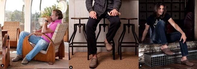 Conoce los nuevos zuecos para hombre de la mano de la marca Gunnel's
