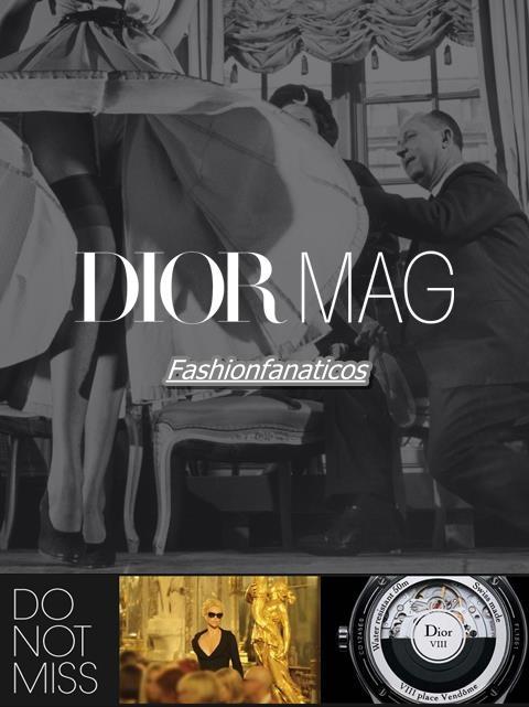 Dior Mag, una revista de lujo