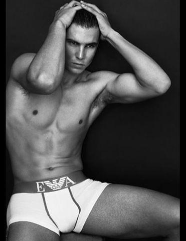 Rafa Nadal, nueva imagen de Armani