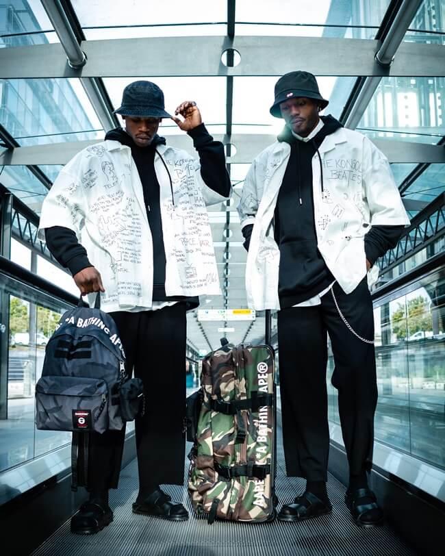 Eastpak apuesta por el camuflaje en sus mochilas